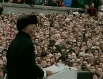VIDEO: Mandela's speech on poverty, which inspired a generation